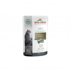 Almo Nature - Паучи для кошек с сардинами 91% мяса