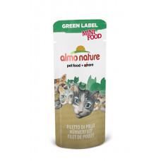 "Almo Nature - Лакомство для кошек ""Куриное филе"", 99% мяса"