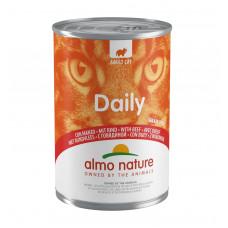 "Almo Nature - Консервы для кошек ""Меню с говядиной"" (Daily Grain Free Recipe With Beef)"