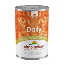"Almo Nature - Консервы для кошек ""Меню с Индейкой"" (Daily Grain Free Recipe With Turkey)"