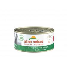 Almo Nature - Консервы для кошек с тунцом, желе (HFC Jelly - Tuna )