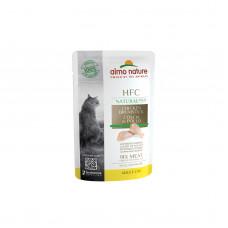 "Almo Nature - Паучи для кошек ""Куриные бедрышки"" 90% мяса"