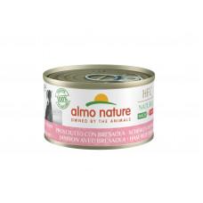 "Almo Nature - Kонсервы для собак ""Ветчина и Говядина Брезаола"" (Natural - Made in Italy - Ham with Bresaola)"