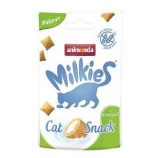 Animonda - Лакомство для кошек  Milkies Balance хрустящие подушечки для поддержания активности
