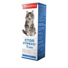Apicenna - Стоп-Стресс Плюс - Капли для кошек