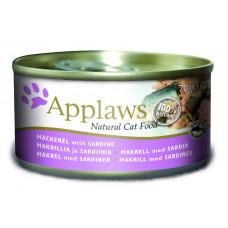 Applaws - Консервы для Кошек со Скумбрией и Сардинками (Mackerel and Sardines)
