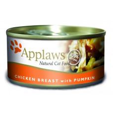 Applaws - Консервы для Кошек с Куриной грудкой и тыквой (Cat Chicken Breast & Pumpkin)