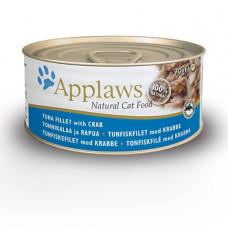Applaws - Консервы для Кошек с Тунцом и Крабовым мясом (Cat Tuna & Crab)