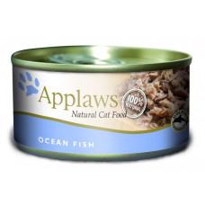 Applaws - Консервы для Кошек с Океанической рыбой (Cat Ocean Fish)