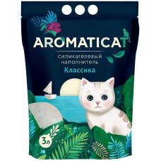 AromatiCat - Силикагелевый наполнитель Классика, 3л