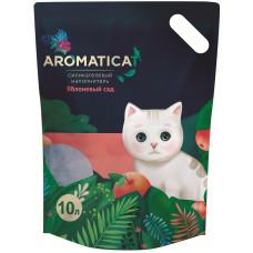 AromatiCat - Силикагелевый наполнитель Яблоневый сад, 3л