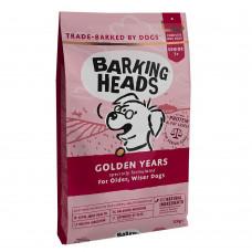 """Barking Heads - Для Собак старше 7 лет с курицей и рисом """"Золотые годы"""""""