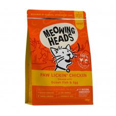 """Barking Heads - Для Взрослых кошек с Курицей и рисом """"Куриное наслаждение"""""""