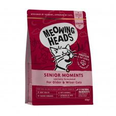 """Barking Heads - Для Кошек старше 7 лет с лососем и яйцом """"Мудрые года"""""""