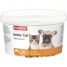 Beaphar - Junior Cal Минеральная смесь для щенков и котят