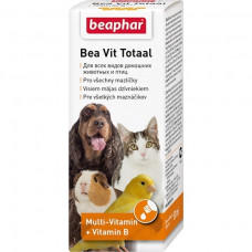 Beaphar - Комплекс витаминов для кошек, собак, грызунов и птиц