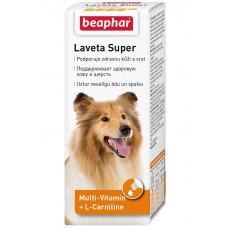 Beaphar - Laveta Super Жидкие витамины для шерсти собак