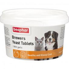 Beaphar - Brewers Yeast Tablets with Garlic Пивные дрожжи с чесноком