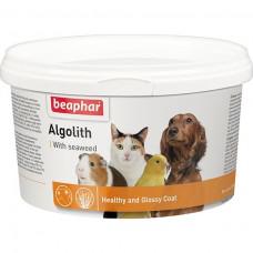 Beaphar - Algolith Минеральная смесь для активизации пигмента для кошек и собак