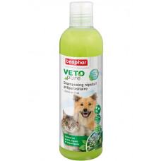 Beaphar - Шампунь Bio Shampoo от блох для кошек и собак