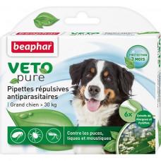 Beaphar - Калпи БИО от блох и клещей для собак крупных пород