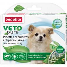 Beaphar - Капли БИО от блох и клещей для собак мелких пород