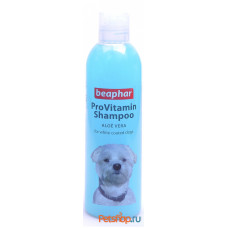 Beaphar - Шампунь для собак белых окрасов, Pro Vit, 262 мл