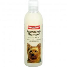 Beaphar - Шампунь для собак с чувствительной кожей с маслом австралийского ореха, ProVitamin Shampoo Macadamia Oil, 250 мл