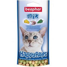Beaphar - Рулеты для кошек микс, 80 шт