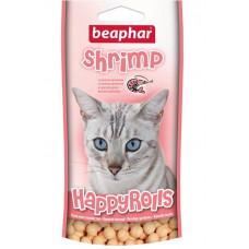 Beaphar -Лакомство Happy Rolls Shrimp с креветками для кошек