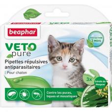 Beaphar - Капли Био от блох, клещей и комаров для котят