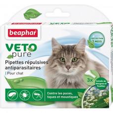 Beaphar -Капли Био от блох, клещей и комаров для кошек