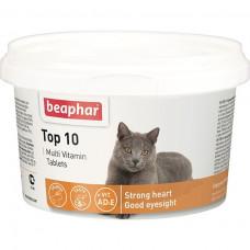 Beaphar - Витамины Тор 10 для кошек