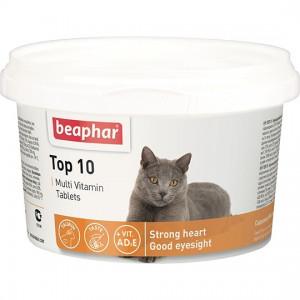 Витамины Тор 10 для кошек