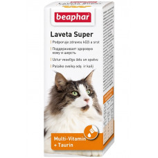 Beaphar - Витамины для кожи и шерсти кошек, масло