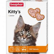 Beaphar - Кормовая добавка Kitty's Junior с биотином для котят