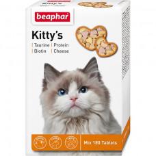 Beaphar -Kitty's Mix Витаминизированное лакомство для кошек