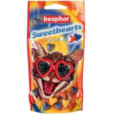 Beaphar - Лакомство для кошек в форме сердечек