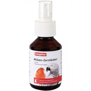 Milben-Zerstauber Спрей от паразитов для птиц.