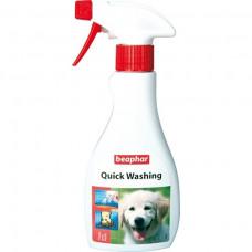 Beaphar - Quick Washing Экспресс шампунь для очищения кожи и шерсти
