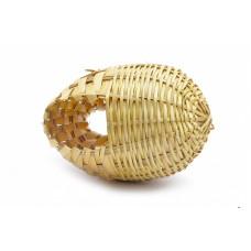 Benelux - Бамбуковое гнездо для экзотических птиц 8,5 * 9 * 11 см