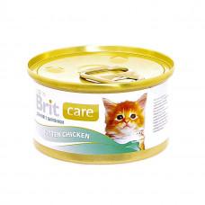 Brit - Консервы для котят с курицей (Kitten Chicken)
