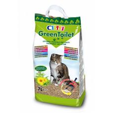 Cliffi - Комкующийся растительный наполнитель