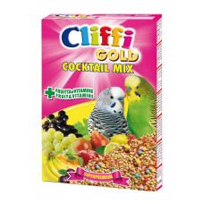 Cliffi - Коктейль для Волнистых попугаев: зерна, злаки, фрукты, овощи
