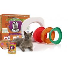 Feedex - Система приучения кошек к туалету «Litter Kwitter»