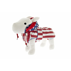 "Ferribiella - Утепленный плащ ""Американская мечта"" 39 см (CAPPOTTO FROZEN CM.39 U.S.A.) ABF181/39-USA"