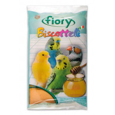 FIORY бисквиты для птиц Biscottelli с медом