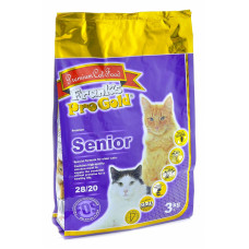 Franks Pro Gold - Для пожилых кошек