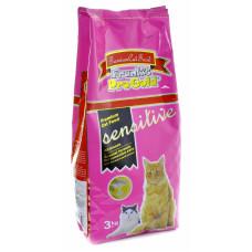 """Franks Pro Gold - Для чувствительных кошек """"Ягненок по-голландски"""""""