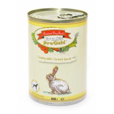 """Franks Pro Gold - Консервы для собак """"Сочный кролик"""" 69фо31 43635"""